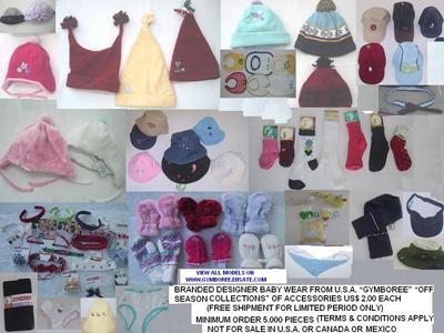 Royal Camel Trading  L.L.C. - GYMBOREE ACCESSORIES PIC 1- copy.jpg