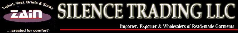 Silence Trading LLc Banner