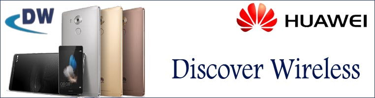 Discover Wireless Banner