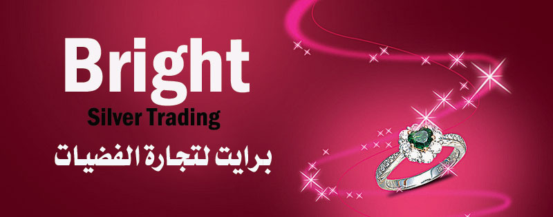 Bright Silver Trading Banner